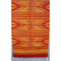 Medium Rug Shades of Orange