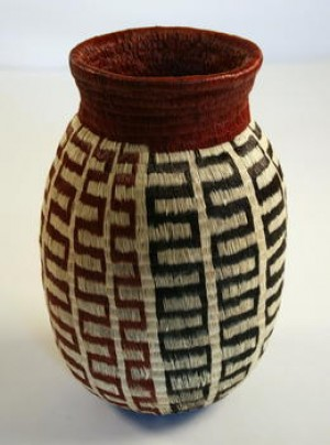 Werregue Basket  Colombia Medium Museum Quality